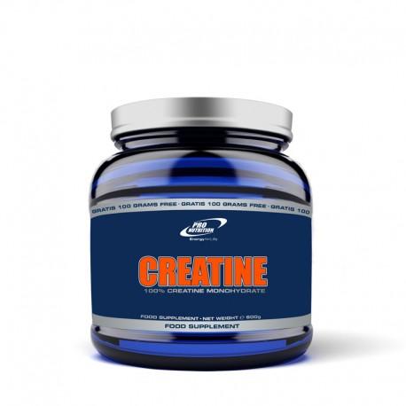 CREATINE Monohydrat kreatyny.