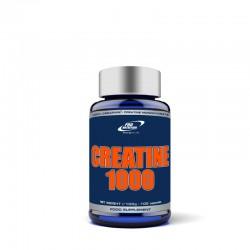 Creatine 1000 - kreatyna monohydrat Creapure® - 100 kapsułek