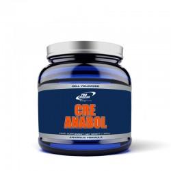 Cre Anabol - kreatyna, BCAA, glutamina, tauryna, d-ryboza w proszku - 250g/500 g