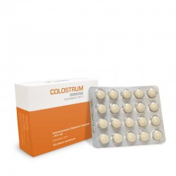 Colostrum Immune - 60 tabl. powlekanych min. 60% IgG