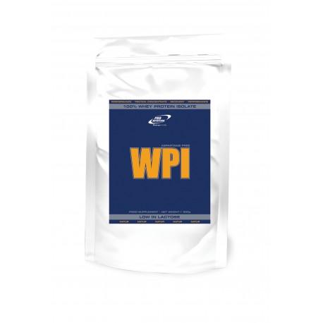WPI - mikrofiltrowany izolat białka serwatki.