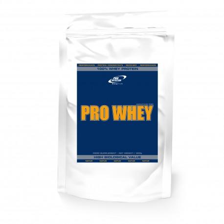 PRO WHEY - Ultrafiltrowany koncentrat białka serwatki 900 g