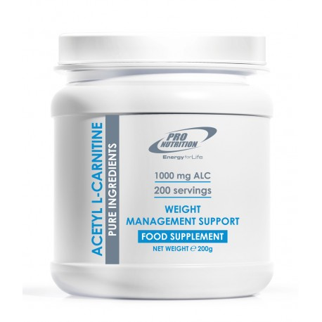 Pure Ingredients - Acetyl L-Carnitine 200 g