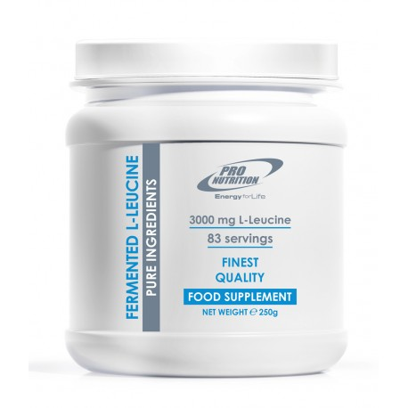 Pure Ingredients - Fermented L-Leucine - SFERMENTOWANA LEUCYNA - 250 g