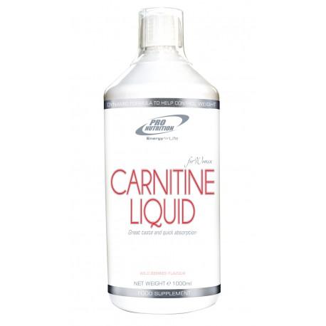 Carnitine Liquid WOMAN - L- karnityna w płynie 500/1000 ml