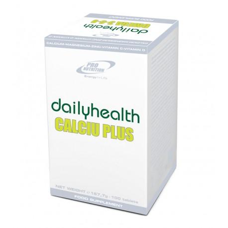 Calcium Plus - wapń, magnez, cynk, D3,