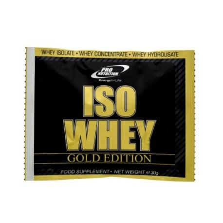 ISO WHEY Gold Edition saszetka 30g