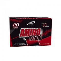 Amino Liquid 12500 - aminokwasy w płynie - 10/20 ampułek
