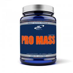 Pro Mass - gainer - 960g/1600g/3000g/6000 g